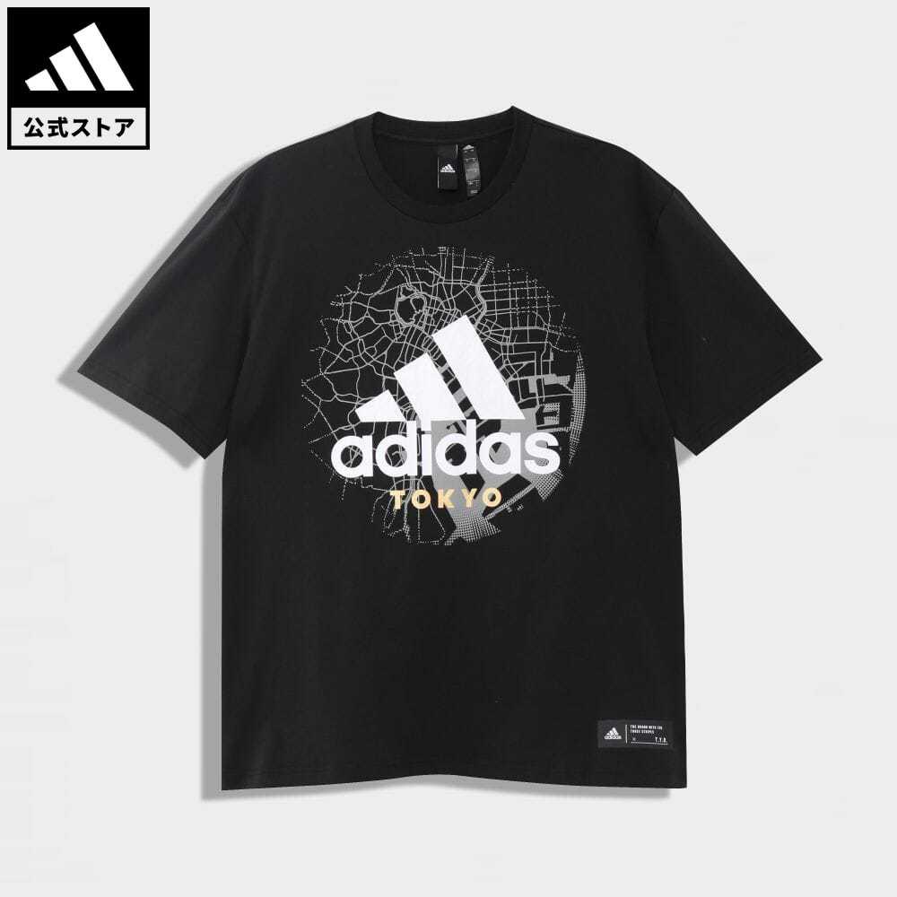 公式セール summersale0806 公式 半額 アディダス adidas 返品可 M KC Tee Bcarriers GC9106 ウェア メンズ 黒 ブラック トップス Tシャツ 半袖 服 開催中 アスレティクス
