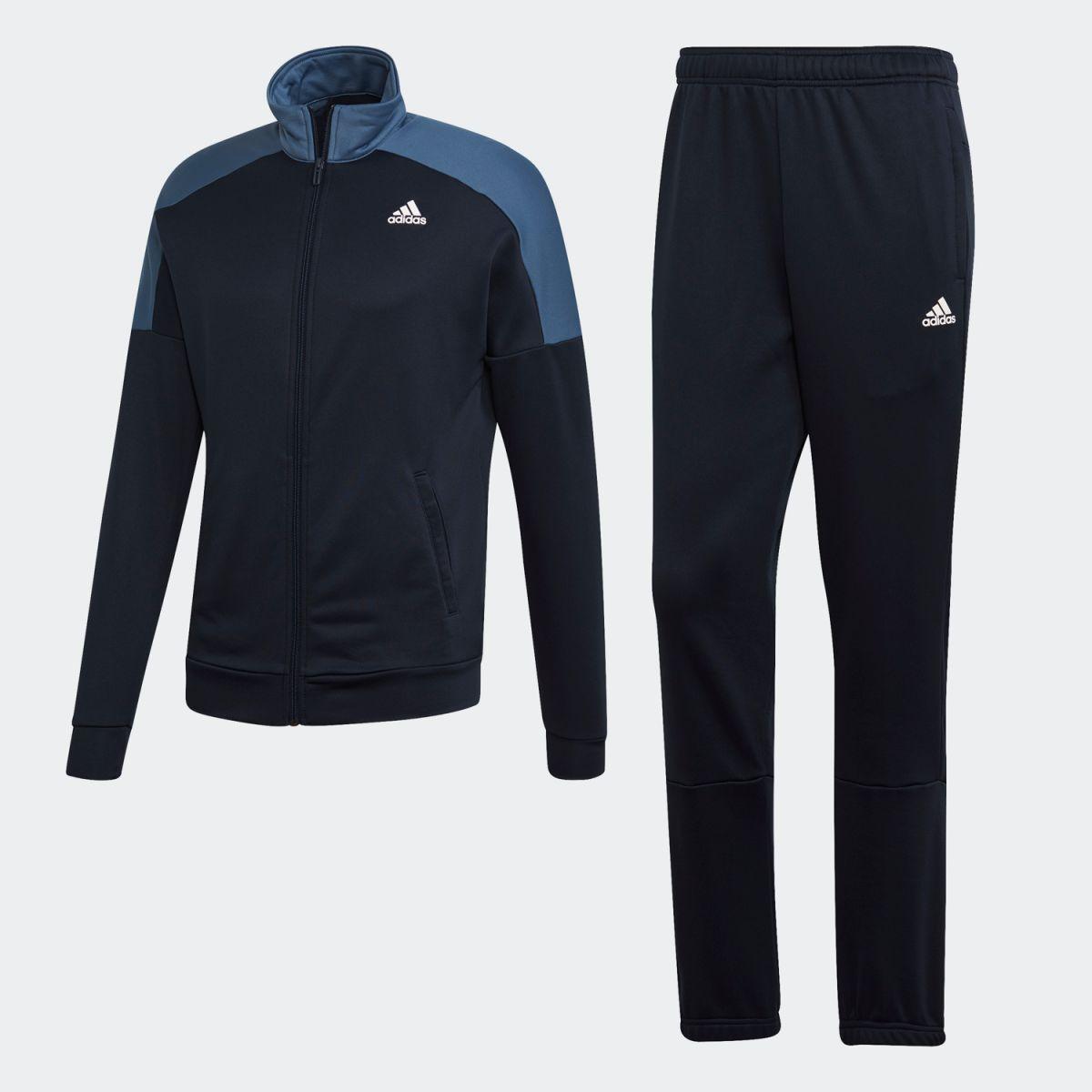 【公式】アディダス adidas バッジ オブ スポーツ トラックスーツ(ジャージセットアップ) / Badge of Sport Track Suit メンズ ウェア セットアップ ジャージ EB7653 moress