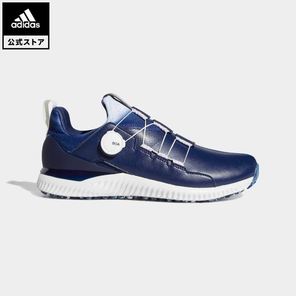 送料無料 公式セール セール価格 アディクロスライン 公式 アディダス adidas 返品可 ゴルフ 売店 アディクロス バウンス ボア Adicross BOA スポーツシューズ ブルー シューズ Bounce Golf 青 メンズ EE9154 Shoes notp 2.0 新作 靴