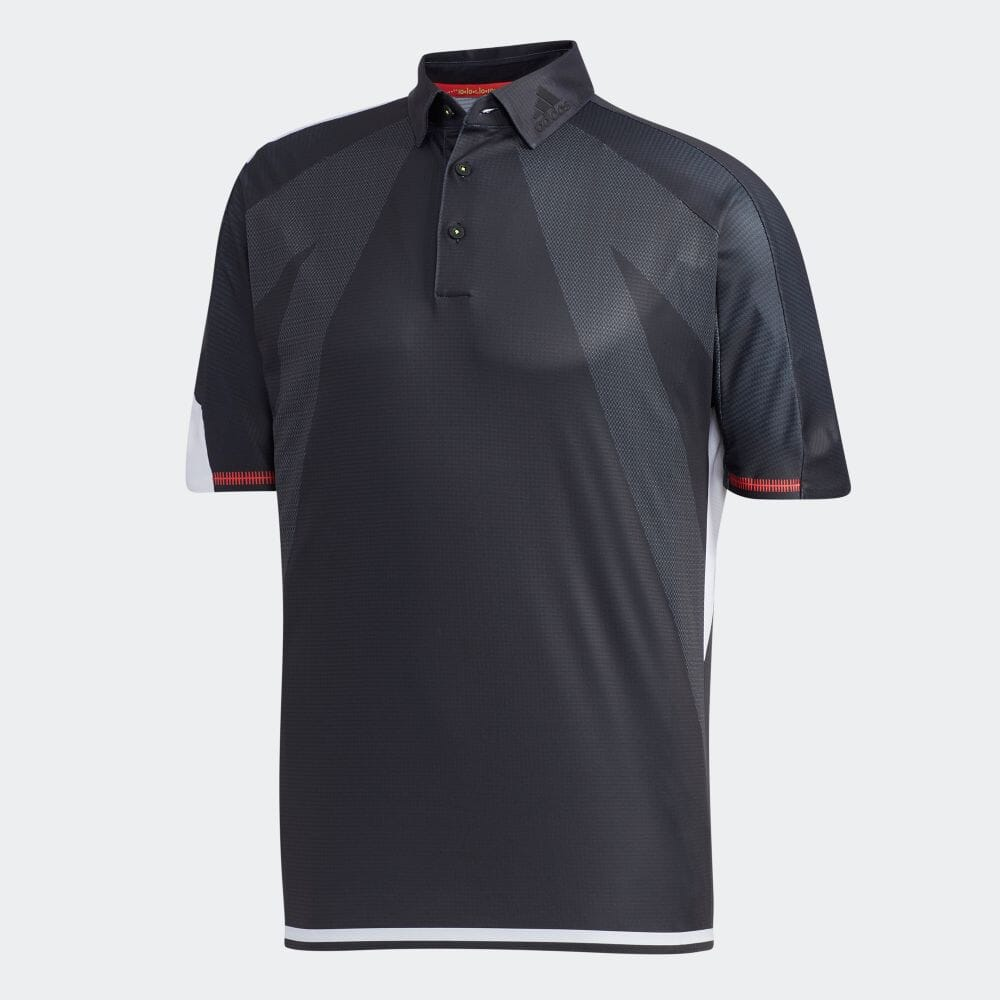 【公式】アディダス adidas シングルパネル 半袖ボタンダウンシャツ【ゴルフ】 メンズ ゴルフ ウェア トップス ポロシャツ FJ3801