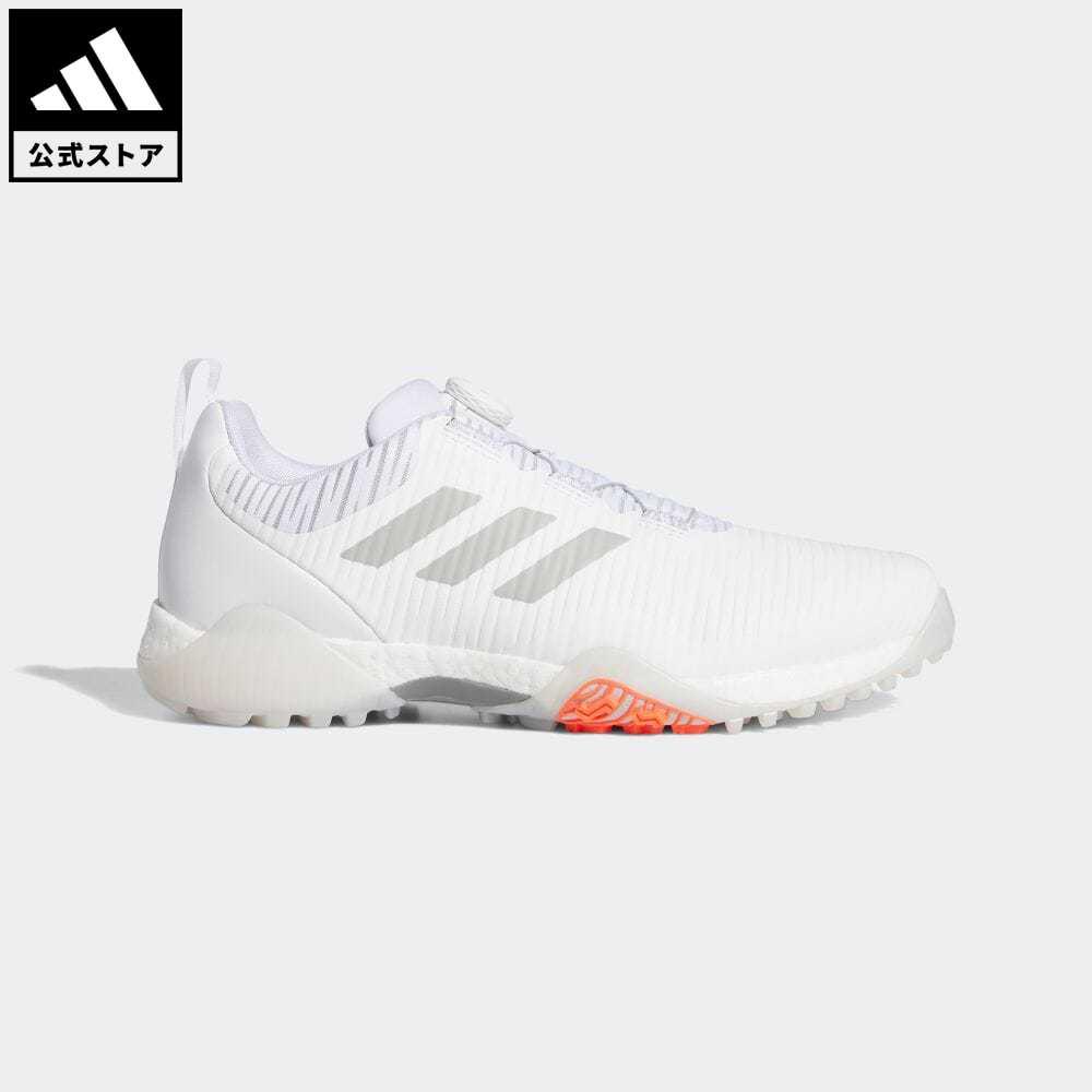 送料無料 公式セール セール価格 コード セール品 カオス 公式 アディダス adidas 返品可 ゴルフ コードカオス ボア ロウ 白 Shoes FV2522 メンズ ホワイト Low 靴 CodeChaos Boa シューズ Golf notp スポーツシューズ