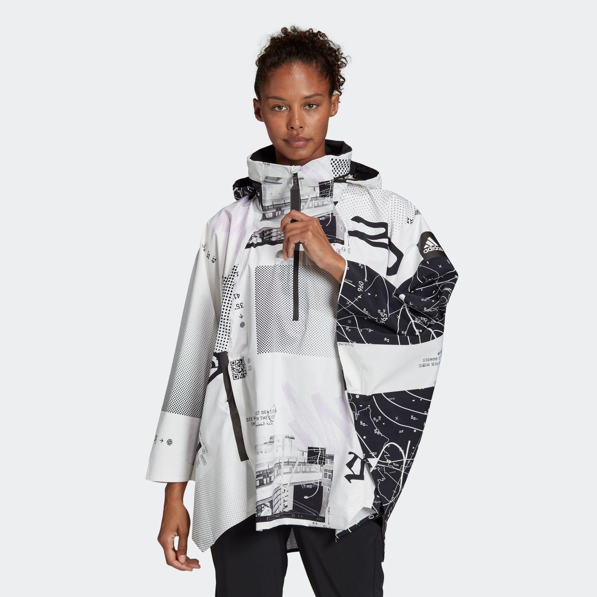【公式】アディダス adidas マイシェルター RAIN. RDY ケープ / MYSHELTER RAIN. RDY Cape レディース アウトドア ウェア アウター ジャケット FI9285 moday p0525
