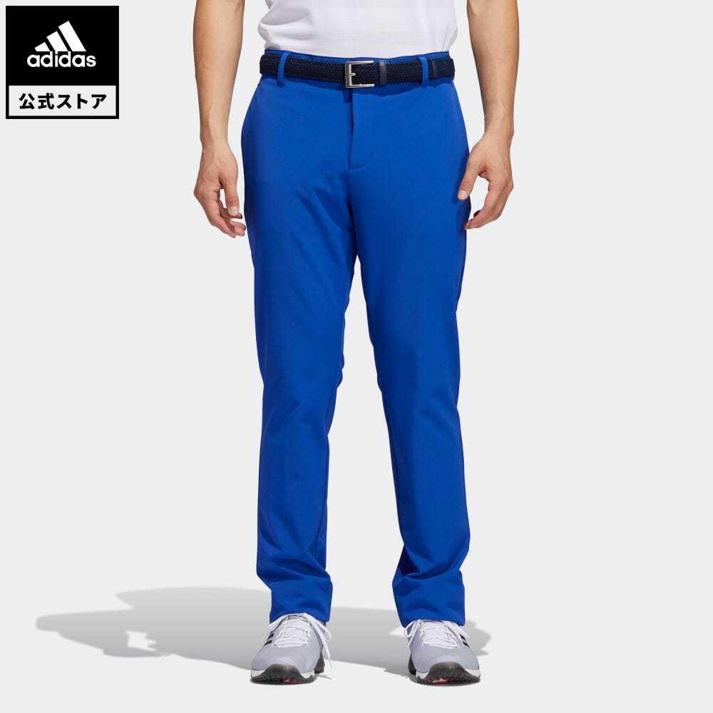 送料無料 公式セール セール価格 公式 アディダス adidas 返品可 ゴルフ EX STRETCH ACTIVE パンツ 服 Four-Way ウェア 青 ブルー Pants notp メンズ FS6977 ボトムス 初回限定 在庫一掃売り切りセール Stretch