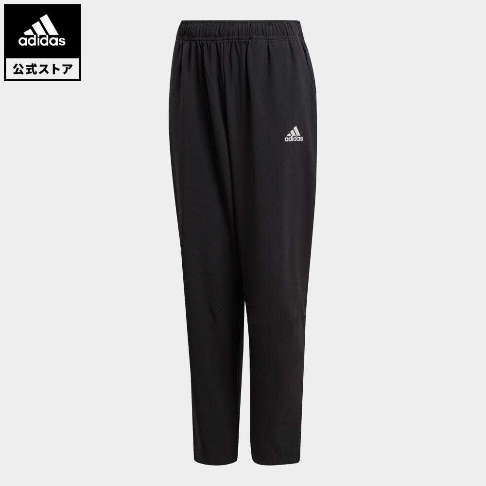 公式セール セール価格 公式 アディダス adidas 返品可 ジム トレーニング 70%OFFアウトレット ミックスパンツ Training Mix パンツ 黒 ボトムス GD9186 Pants 服 大特価 ウェア キッズ ブラック