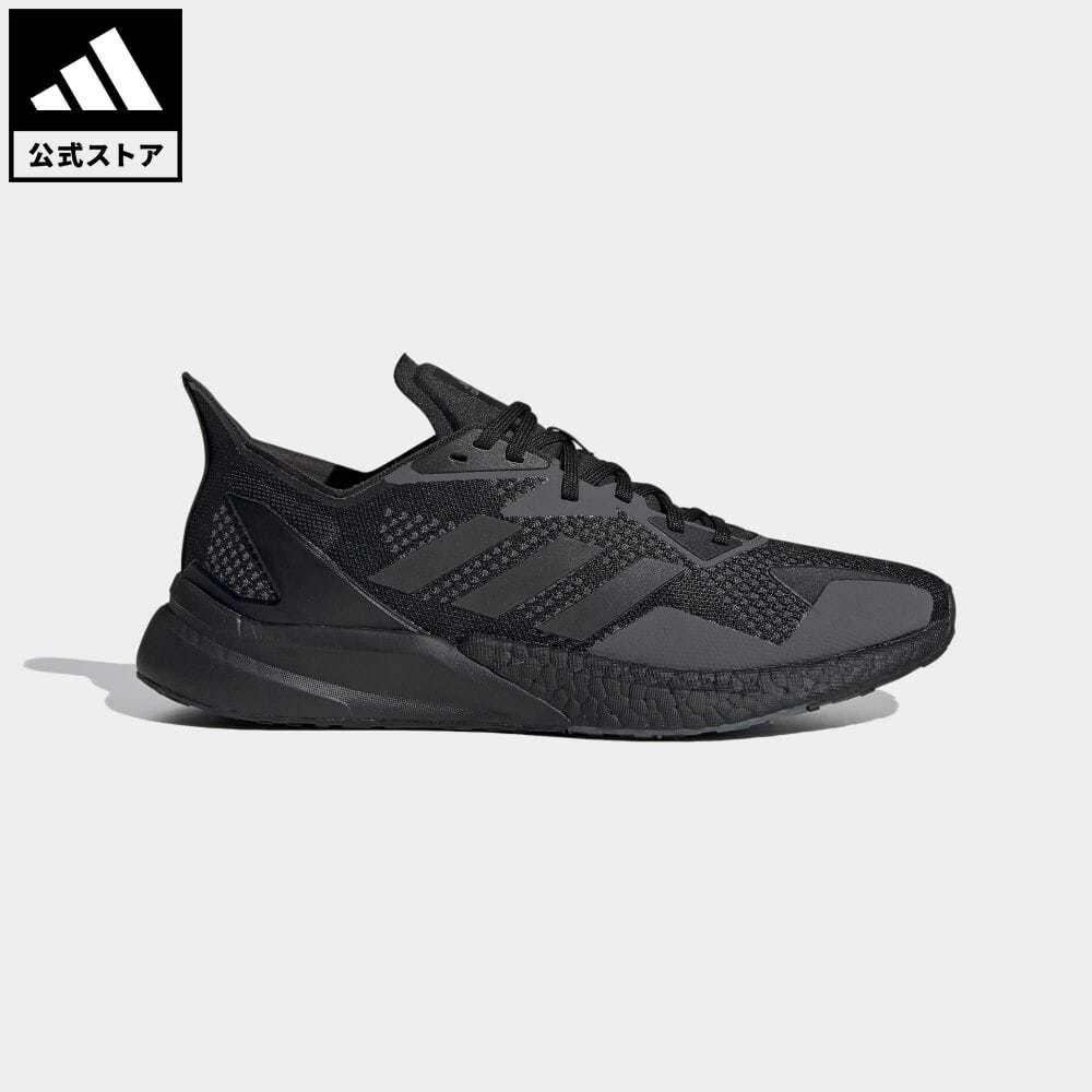 【送料無料】公式セール セール価格 【公式】アディダス adidas 返品可 ランニング X9000L3 メンズ シューズ・靴 スポーツシューズ 黒 ブラック EH0055 ランニングシューズ