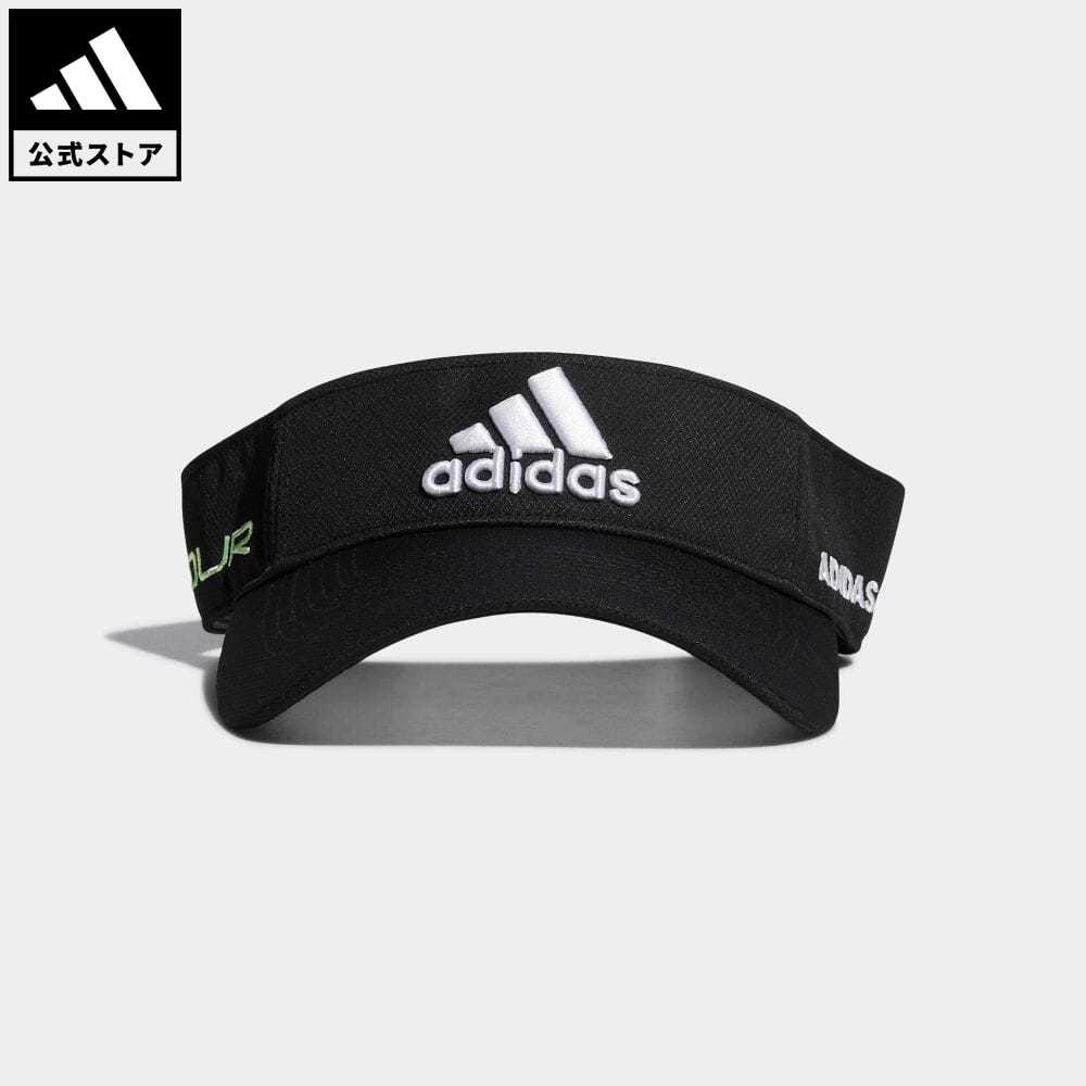 公式 アディダス adidas 返品可 ゴルフ ツアーバイザー Tour Visor 帽子 ブラック notp メンズ 黒 特売 GL8905 サンバイザー 日本 アクセサリー