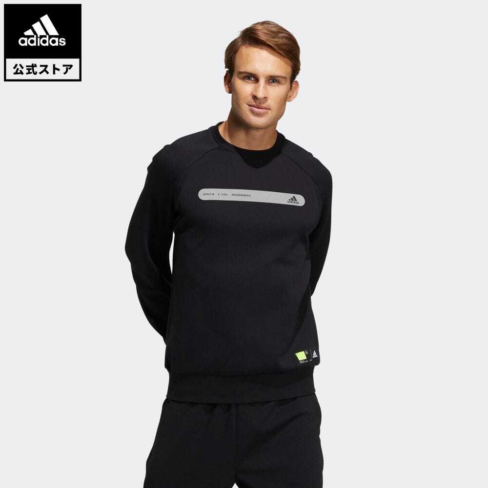 公式セール セール価格 FUTURE OF SPORTSWEAR 【公式】アディダス adidas 返品可 Ref スウェットシャツ / Ref Sweatshirt メンズ ウェア・服 トップス スウェット(トレーナー) GP0995