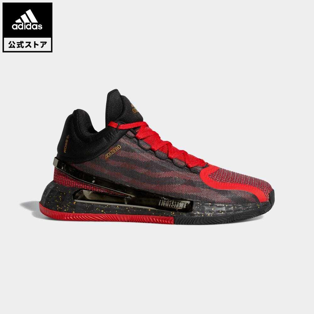 送料無料 公式セール セール価格 ローズ 公式 アディダス adidas 大注目 返品可 バスケットボール D 11 シューズ 公式通販 黒 メンズ バッシュ 靴 ブラック FY3444 ROSE スポーツシューズ