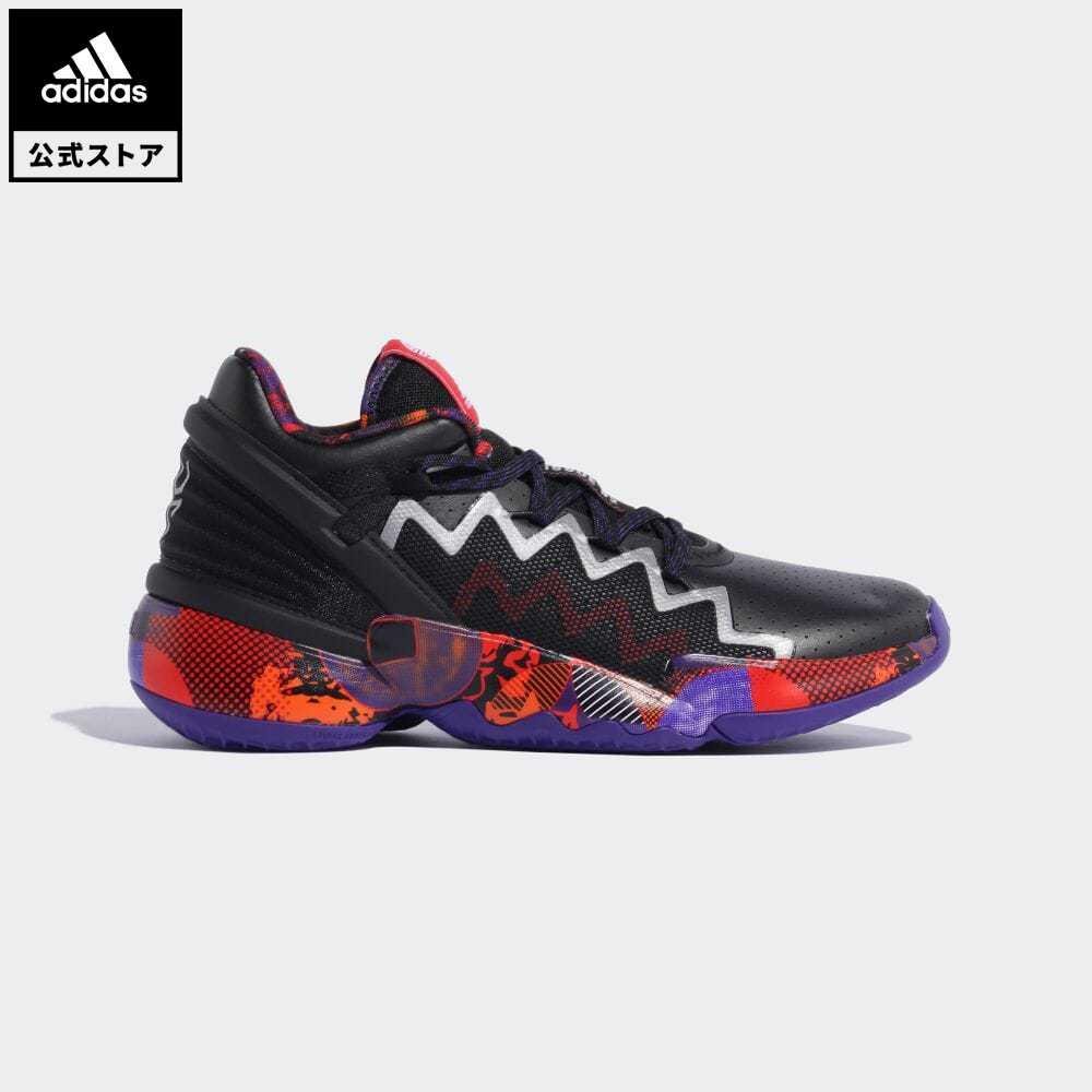 送料無料 公式セール セール価格 D.O.N. Issue 公式 国内即発送 アディダス adidas マーケット 返品可 バスケットボール ブラック バッシュ #2 黒 G55791 シューズ スポーツシューズ 靴 メンズ