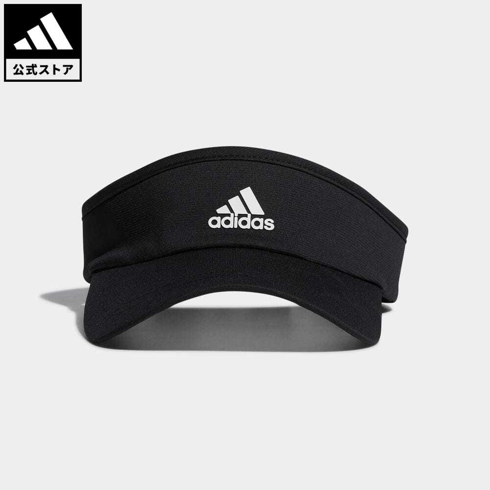 送料無料 公式 アディダス adidas 返品可 ゴルフ ウィメンズ リボンバイザー Ribbon アクセサリー notp 帽子 サンバイザー Visor 新色追加 半額 レディース ブラック 黒 GL8763