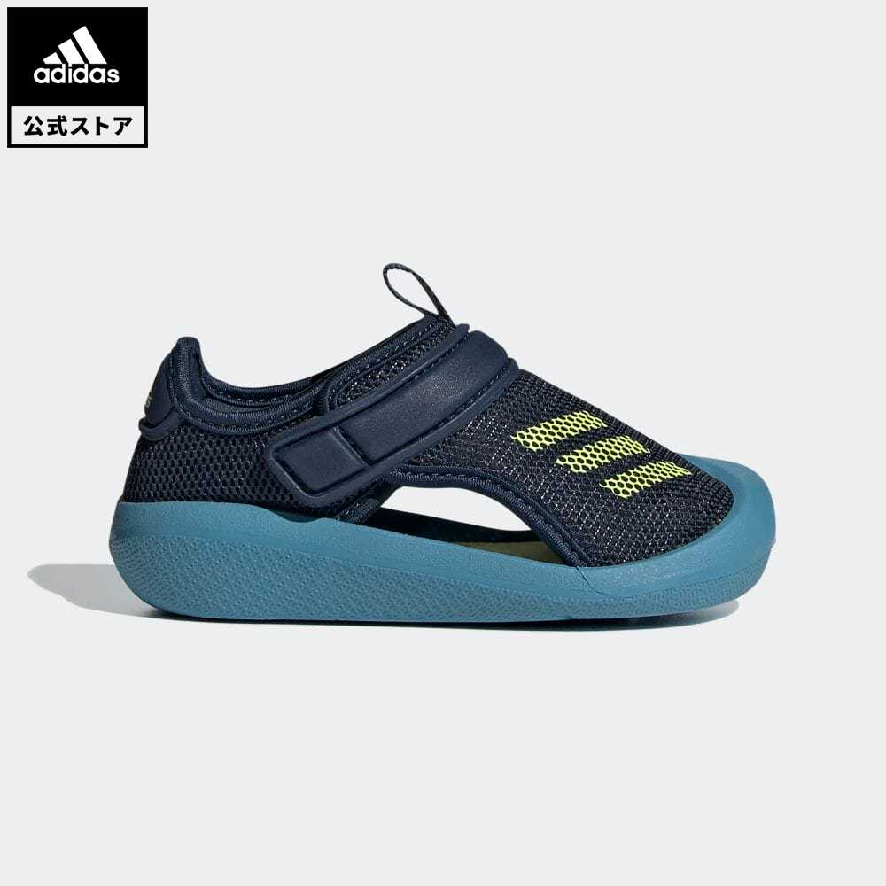 公式セール セール価格 アルタ エッセンシャルズ 公式 お気にいる アディダス adidas 返品可 全店販売中 水泳 アルタベンチャー サンダル Altaventure 靴 シューズ Sandals キッズ ブルー 青 FY8933