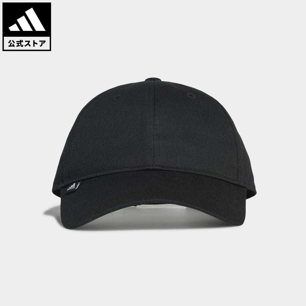 エッセンシャルズ スリー ストライプス 商品 激安格安割引情報満載 公式 アディダス adidas 返品可 3ストライプス キャップ Essentials Cap レディース ブラック 3-Stripes アクセサリー GN2052 黒 メンズ 帽子