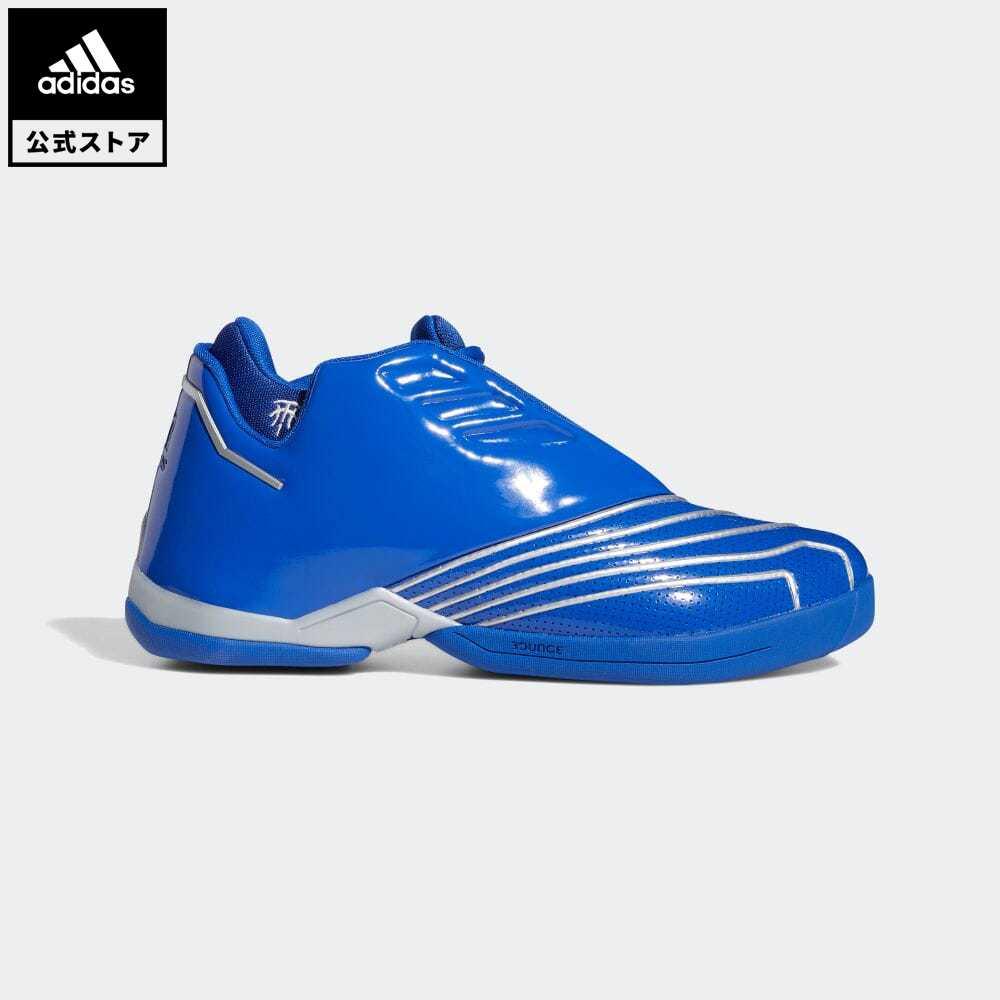送料無料 割引も実施中 公式セール セール価格 公式 アディダス adidas 返品可 バスケットボール T-Mac 2.0 スポーツシューズ 卸直営 青 ブルー シューズ Restomod バッシュ メンズ FX4064 靴