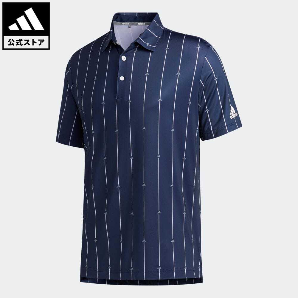 【送料無料】公式セール セール価格 アルティメット365 【公式】アディダス adidas 返品可 ゴルフ ULTIMATE365 半袖ポロシャツ メンズ ウェア・服 トップス ポロシャツ 青 ブルー GD0808 notp