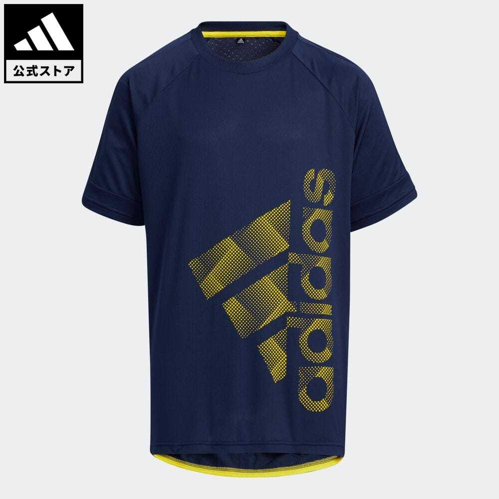 公式セール セール価格 公式 アディダス adidas 返品可 バッジ オブ スポーツ 半袖Tシャツ Badge Tee of 服 ウェア Sport Tシャツ トップス Seasonal Wrap入荷 半袖 キッズ 即出荷 GP0750