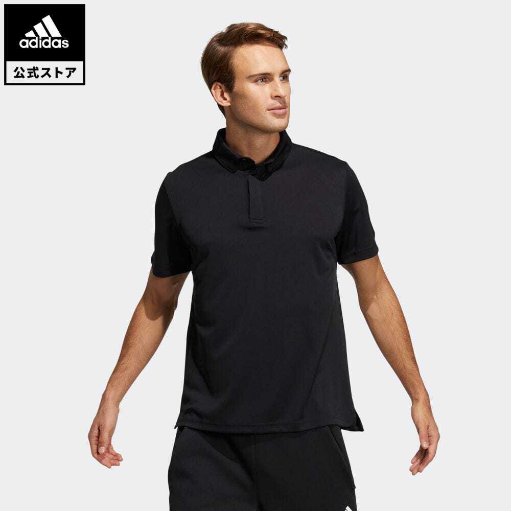 公式セール セール価格 マストハブ 【公式】アディダス adidas 返品可 マストハブ ポロシャツ / Must Haves Polo Shirt アスレティクス メンズ ウェア・服 トップス ポロシャツ 黒 ブラック GN0799