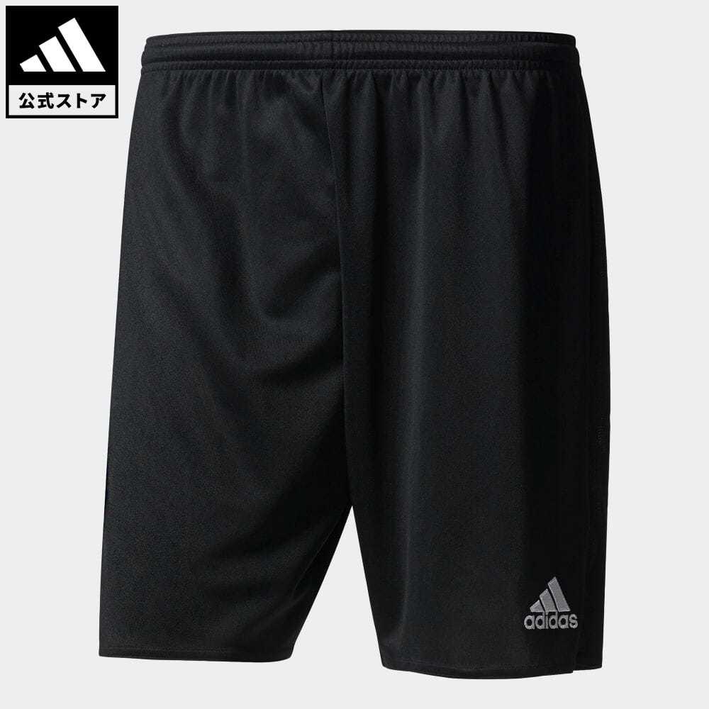 公式 アディダス adidas 返品可 サッカー パルマ 16 ショーツ Parma Shorts 短パン AJ5892 ボトムス ブラック 服 ショートパンツ ウェア 人気ブランド多数対象 お気に入 黒 キッズ