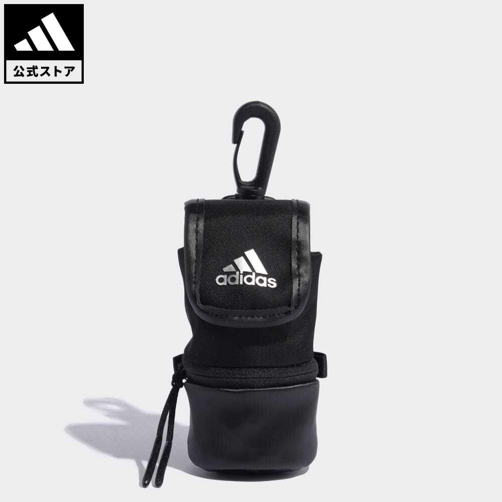 公式セール セール価格 【公式】アディダス adidas 返品可 ゴルフ ウィメンズ ボールケース レディース メンズ アクセサリー バッグ・カバン 黒 ブラック GQ3742 notp