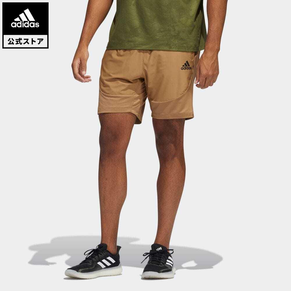 送料無料 公式セール セール価格 公式 アディダス 無料 adidas 返品可 ジム トレーニング HEAT. トレーニングショーツ 服 GM0341 ハーフパンツ ボトムス ウェア Shorts Training 倉庫 RDY メンズ