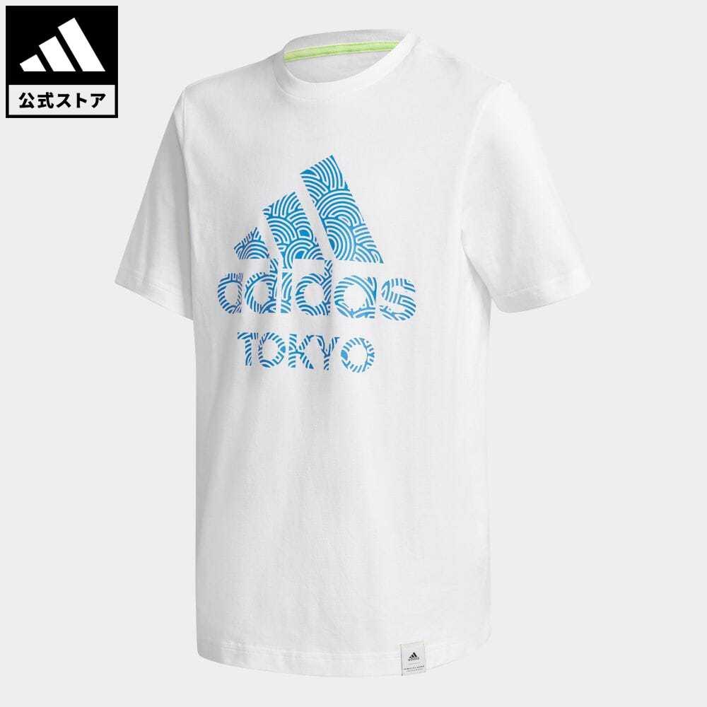 公式セール セール価格 HIROKO TAKAHASHI 公式 アディダス 全品最安値に挑戦 adidas 返品可 M HTC ショートスリーブ ティー 半袖 キッズ GD4992 Tシャツ ホワイト mss21fw 白 トップス 服 Y ウェア 交換無料