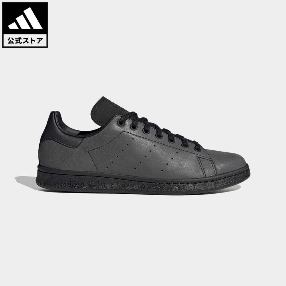送料無料 セール 登場から人気沸騰 スタンスミス 公式 アディダス adidas 返品可 Stan Smith オリジナルス H05478 特価キャンペーン メンズ スニーカー 黒 靴 ローカット ブラック シューズ レディース