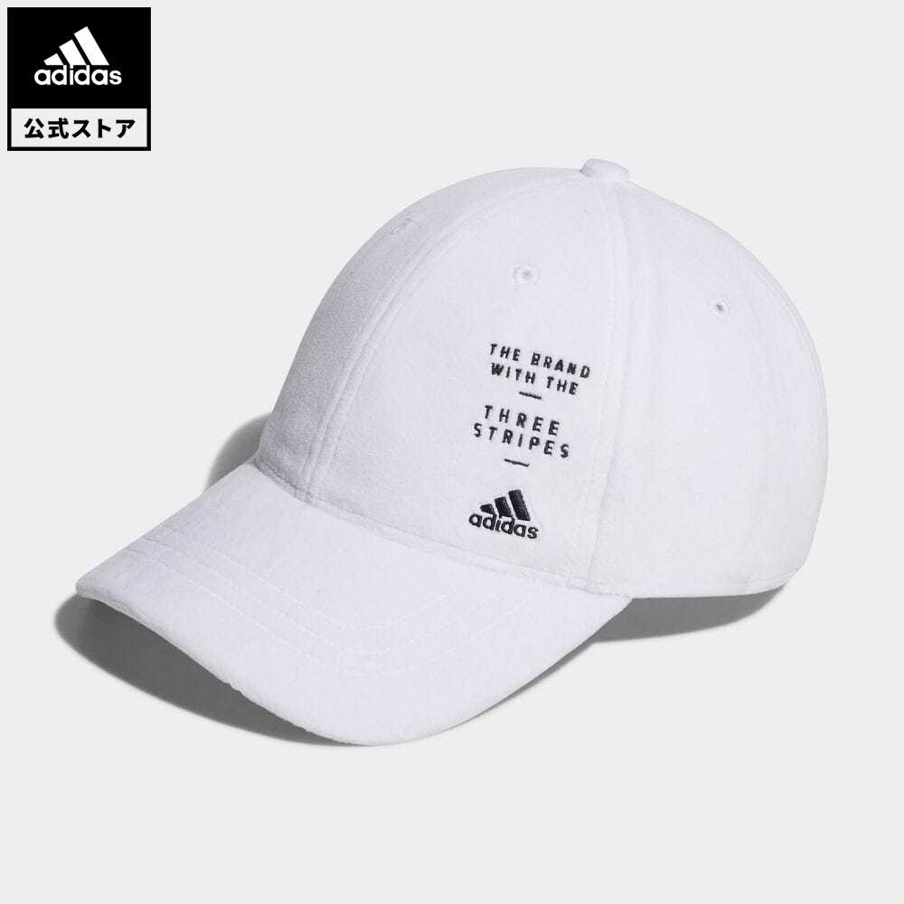 倉庫 公式 アディダス adidas 返品可 ゴルフ UVカット ベロア ウォームキャップ レディース GU6155 キャップ ホワイト 送料無料/新品 白 帽子 アクセサリー