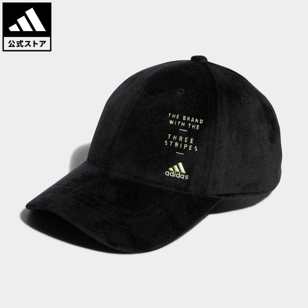 公式 アディダス adidas 返品可 公式ストア ゴルフ UVカット ベロア ウォームキャップ ラッピング無料 帽子 キャップ アクセサリー レディース 黒 ブラック GU6157