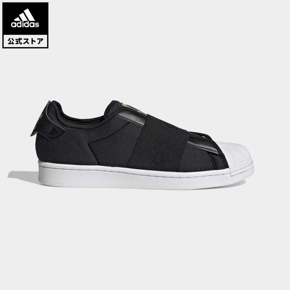 送料無料 SS 公式 アディダス adidas 返品可 スリッポン 新色追加 Slip-On オリジナルス ブラック スニーカー 倉庫 靴 レディース 黒 ローカット メンズ シューズ GX3751