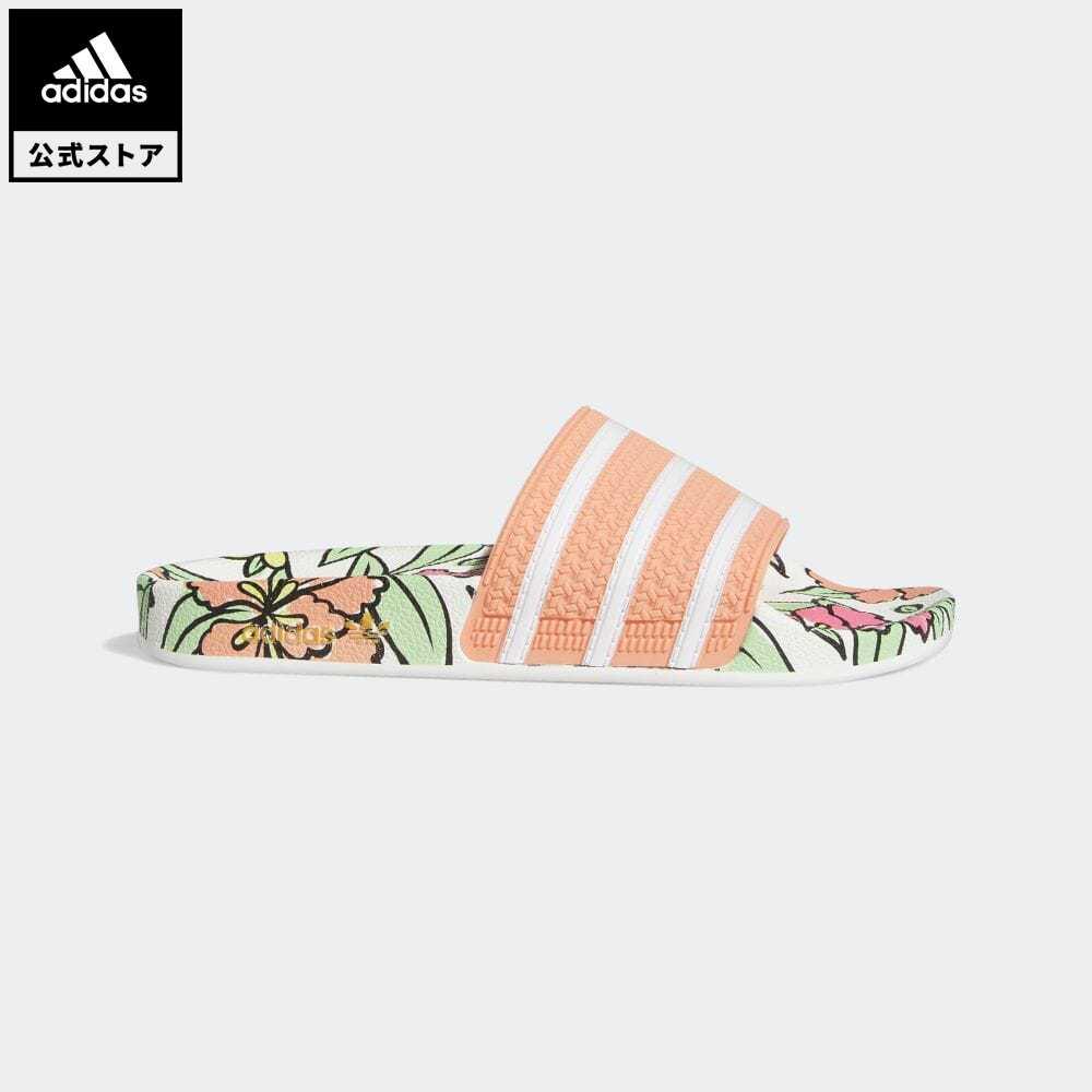送料無料 新作アイテム毎日更新 アディレッタ 公式 アディダス adidas 返品可 サンダル Adilette シューズ オリジナルス レディース Slides GY8288 ピンク 靴 爆安 メンズ