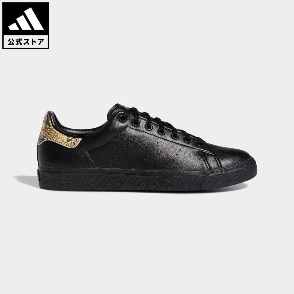 送料無料 スタンスミス 公式 アディダス adidas 返品可 バルク Stan Smith Vulc シューズ ブラック スニーカー レディース 靴 オリジナルス 超目玉 メンズ GY4934 送料無料激安祭 黒 ローカット
