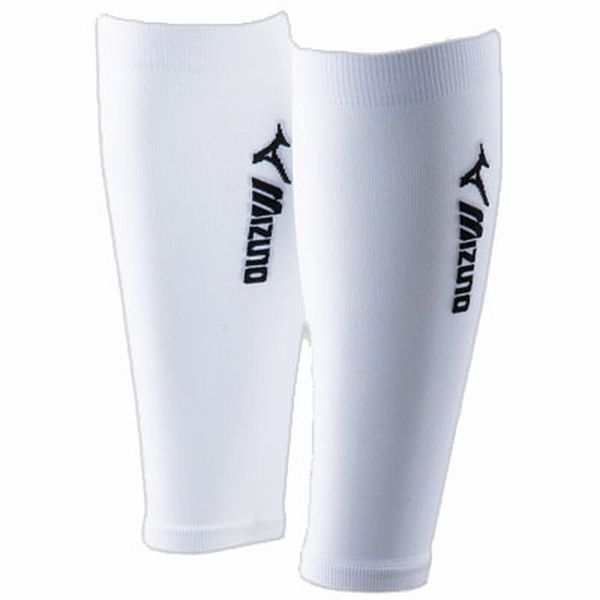 Mizuno Bio Gear Unisex Calf Supporter (Made in Japan, Pack of 2)