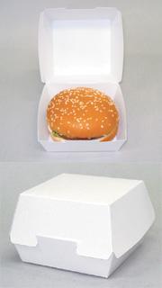 ハンバーガー用紙トレー EC6 無地 800入【あす楽対応】【HLS_DU】