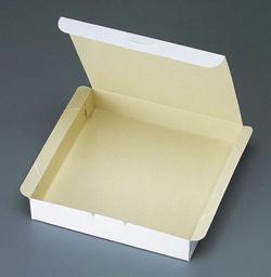 お好み焼き・ピザ用テイクアウト紙容器 OB-M 無地 500ヶ入【あす楽対応】【HLS_DU】