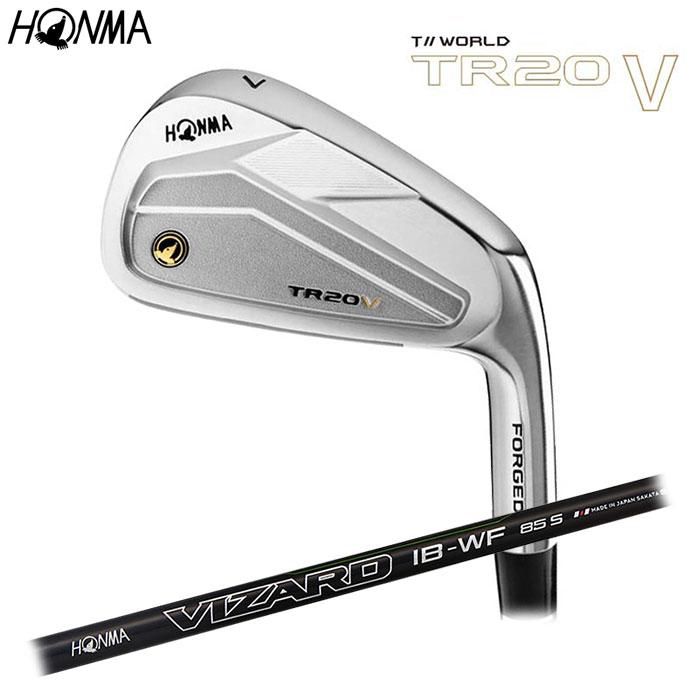 HONMA -本間ゴルフ-T//WORLD TR20 V アイアン 単品(#4,#11) VIZARD IB-WF シャフトホンマ TOURWORLD ツアーワールド【smtb-ms】