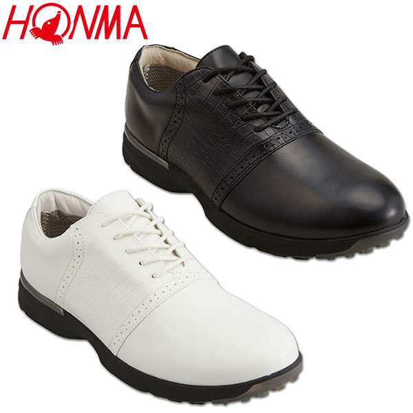 HONMA -本間ゴルフ- メンズ シューズ【SR-1902】2019年 アウトソールデザインシューズ SR1902