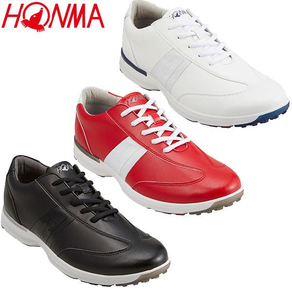 HONMA -本間ゴルフ- メンズ シューズ【SR-1904】2019年 パフォーマンスモデルシューズ SR1904