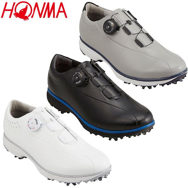 HONMA -本間ゴルフ- メンズ シューズ【SS-1903】2019年 アスリートモデル ダイヤルシューズ SS1903