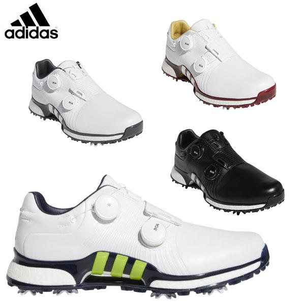 【一部即納OK!!】adidas -アディダス- ツアー360 XT ツイン ボア 【DBE65】【ゴルフシューズ】