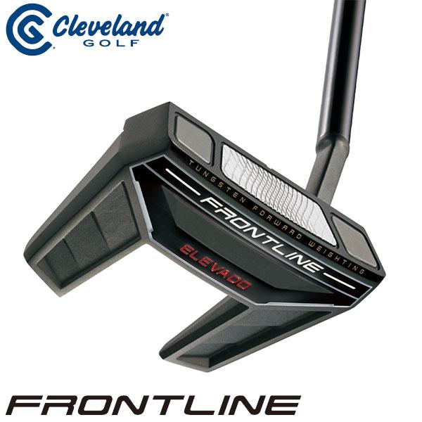 Cleveland FRONTLINE パター ELEVADO オリジナルスチールシャフト 34インチ 【クリーブランド フロントライン エルバド】【smtb-ms】