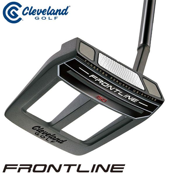 Cleveland FRONTLINE パター ISO オリジナルスチールシャフト 34インチ 【クリーブランド フロントライン イソ】【smtb-ms】