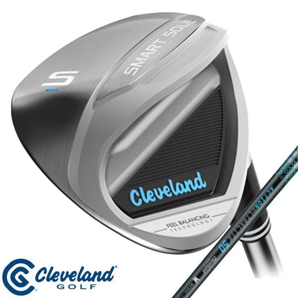 【レディース】Cleveland ウェッジ SMART SOLE 3 TYPE-S アクション ウルトラライト 50カーボンシャフト【クリーブランド】【スマートソール】【smtb-ms】