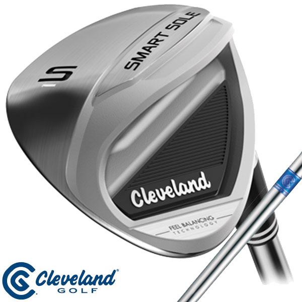 【メンズ】Cleveland ウェッジ SMART SOLE 3 TYPE-S スマートソールスチールシャフト【クリーブランド】【スマートソール】【smtb-ms】