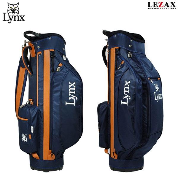 LEZAX -レザックス-Lynx(リンクス)キャディバッグ【LXCB-8251】【smtb-ms】