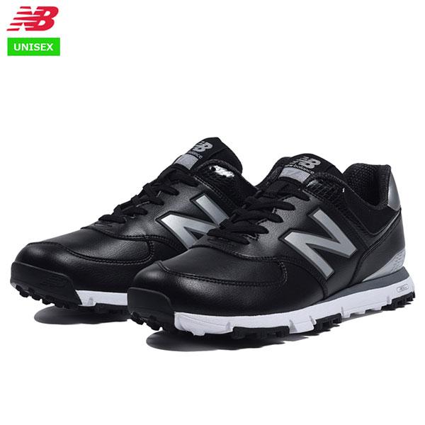 【一部即納OK】NB -ニューバランス- MGS574 BK (ブラック)ユニセックス ゴルフシューズ 【MGS574BK】:アドバンススポーツ