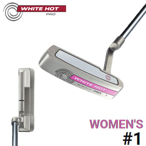 【レディース】ODYSSEY WHITE HOT PRO Women's #1 パター (2019) 日本仕様 【オデッセイ ホワイト・ホット プロ ウィメンズ】【smtb-ms】