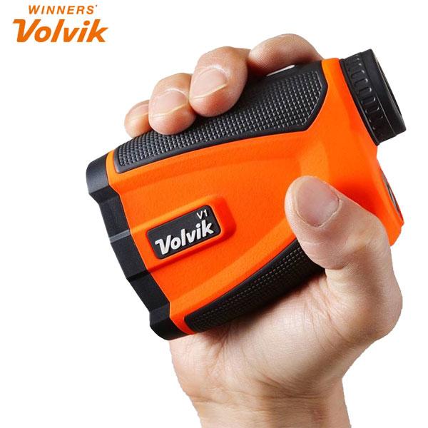 Volvik -ボルビック- Volvik Range Finder V1(ボルビック レンジ ファインダー V1)ゴルフ用レーザー距離計測器【送料無料】【smtb-ms】