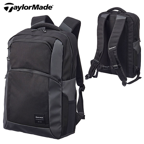TaylorMade TM シティテック バックパック 【KY329】【テーラーメイド 2019/SSモデル】