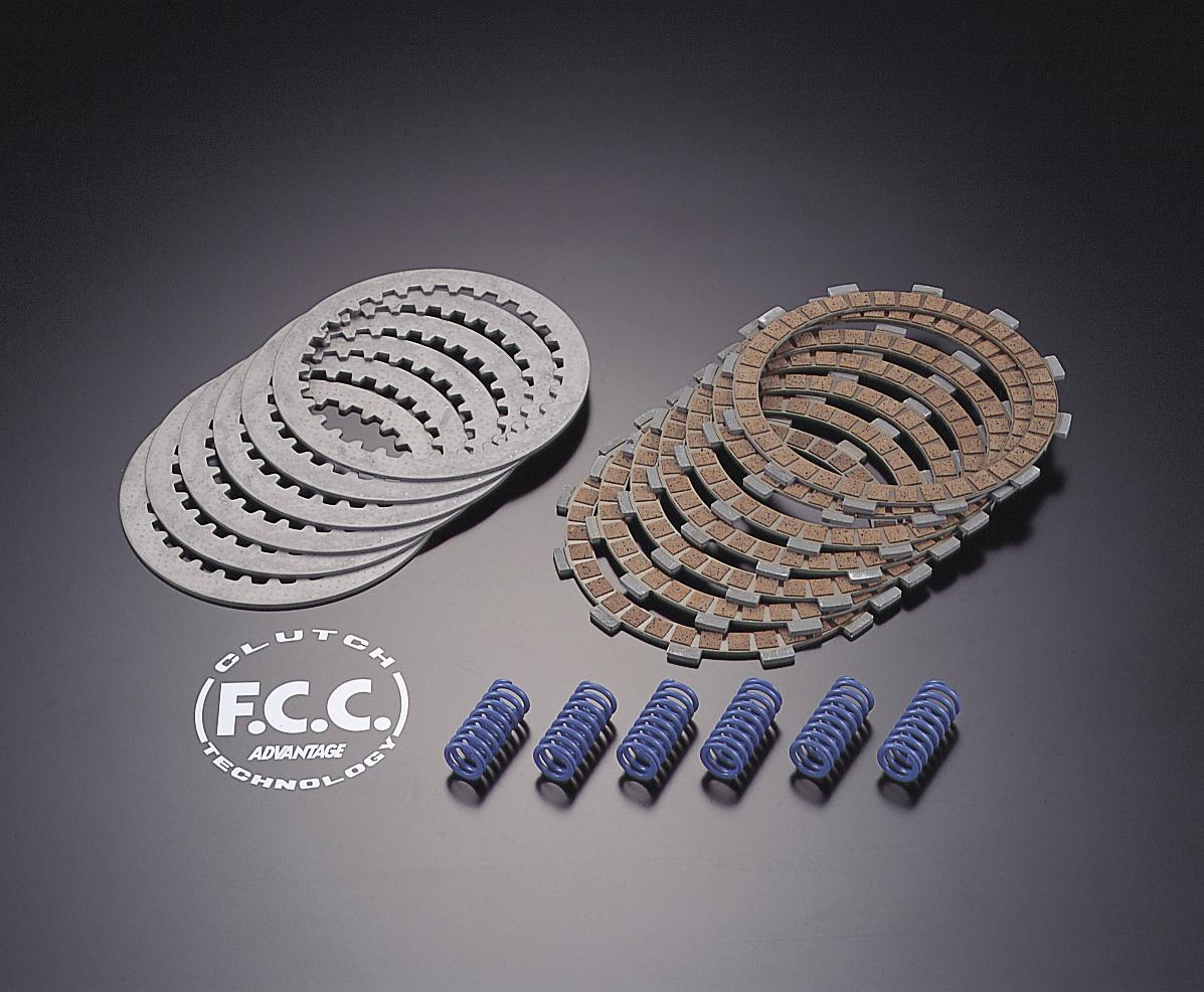 SUZUKI RG500γ用ADVANTAGE FCC トラクション コントロール クラッチキット ADVANTAGE FCC トラクション コントロール クラッチキット Type-A SUZUKI RG500γ用