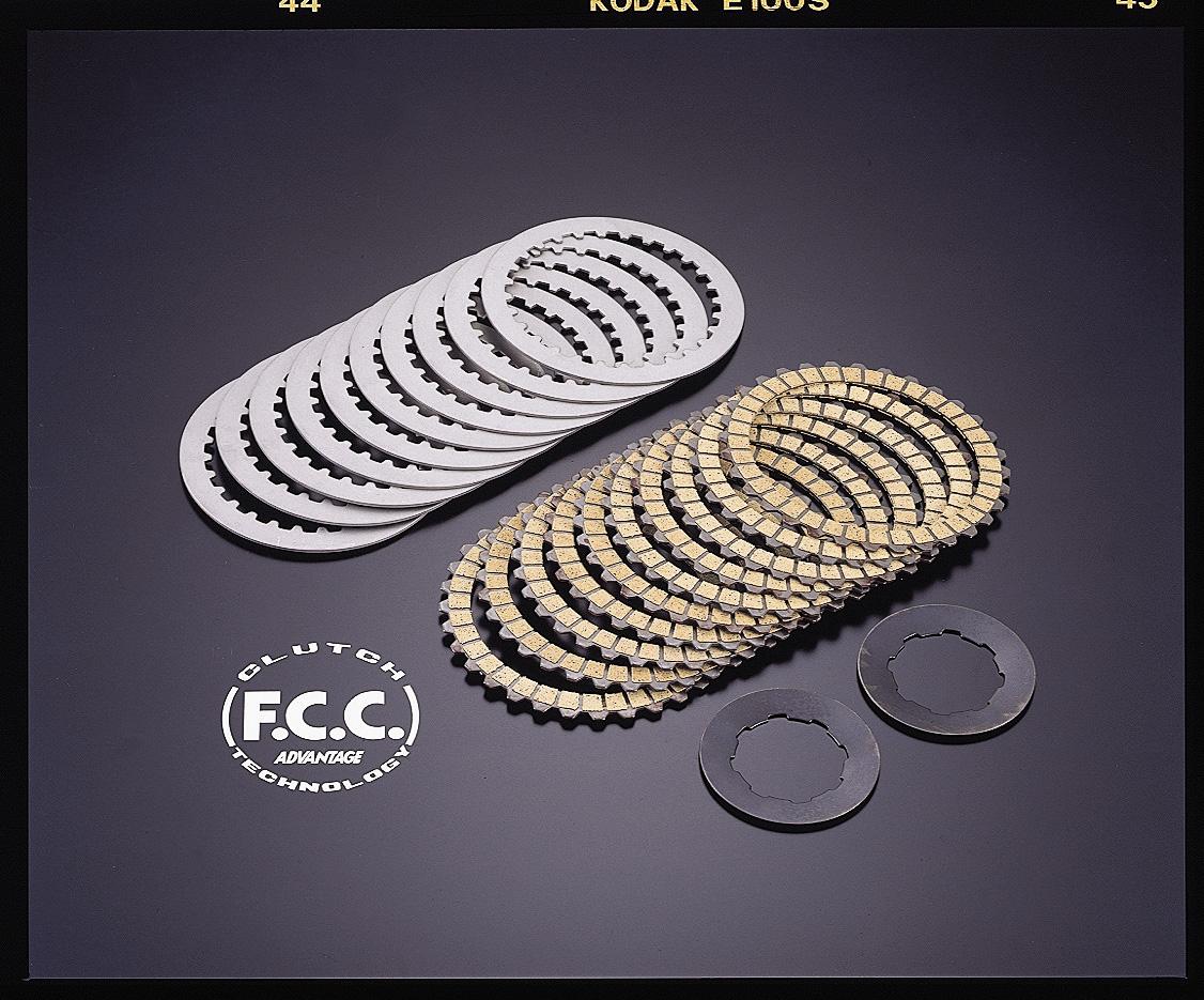 ADVANTAGE FCC トラクション コントロール クラッチキット Type-E SUZUKI GSX-R1100油冷('89-'92)用