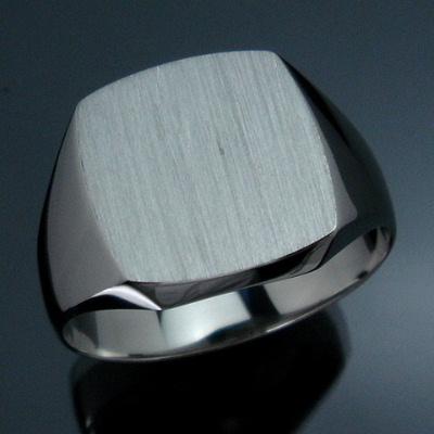 【ご注文後5%OFF mens ring】三味 mensring 小 印台 メンズリング - Pt pt Pt900 プラチナ 指輪 メンズ mens 男性 リング ring mensring, 挨拶状 はがき 印刷 帰蝶堂:b93ad663 --- cognitivebots.ai